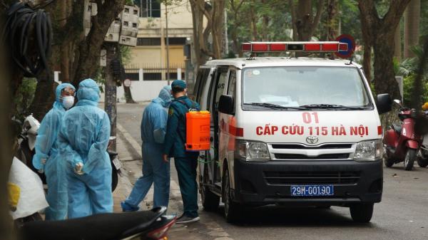 Lái xe của cô gái nhiễm Covid-19 đã đi nhiều nơi