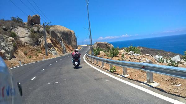 Cung đường biển đẹp nhất Việt Nam