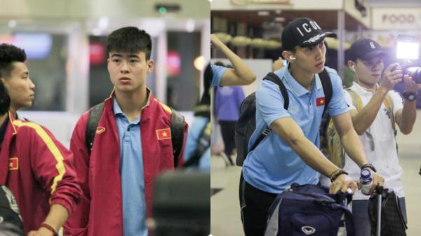 """Tuyển thủ Việt Nam thẫn thờ, lộ """"gương mặt đáng thương"""" vì phải ra sân bay đi Indonesia từ nửa đêm"""