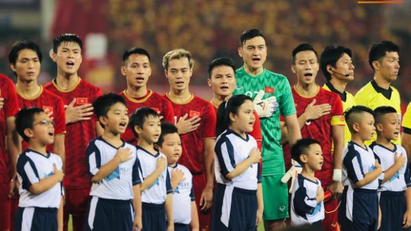 Tuyển thủ Việt Nam tráo số: Tuấn Anh, Văn Toàn mang số áo lạ đ.ấ.u UAE