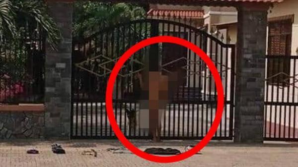 Nam Định: Sang hỏi vợ kh.ông đ.ược, nam thanh niên không quần áo đứng trước cổng nhà cô gái, đồng ý mới thôi