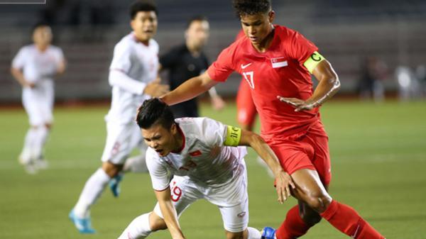 Cái giá thầy Park phải trả cho trận thắng U22 Singapore sẽ đắt đến không thể tin nổi?