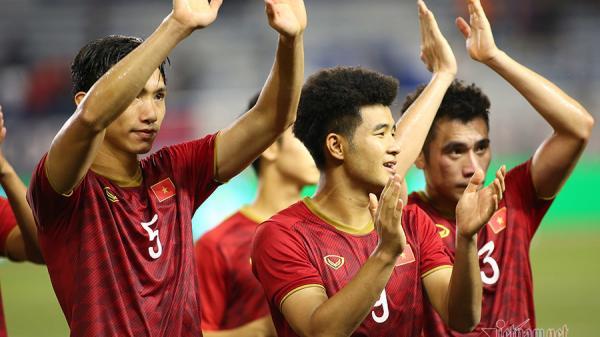 U22 Việt Nam được HLV Park Hang Seo 'thưởng nóng' sau trận thắng Campuchia