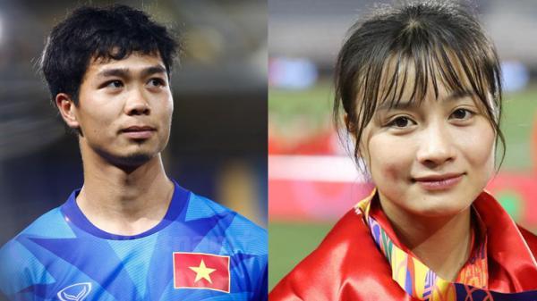 'Crush quốc dân' Hoàng Thị Loan tiết lộ điều bất ngờ trước thông tin Công Phượng sắp về nước thi đấu