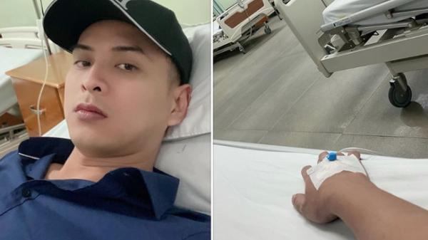 Đầu năm mới Hồ Quang Hiếu bất ngờ nhập viện, lý do lại vì một loại thuốc bổ quý ai cũng tin dùng