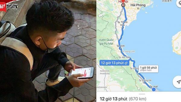 Nam thanh niên yêu online, vượt 670km gặp người yêu rồi bị cho leo cây