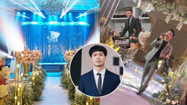 Toàn cảnh lễ ăn hỏi Công Phượng: Khách sạn 5 sao đắt đỏ bậc nhất Việt Nam, chi phí tiệc 3 triệu/người