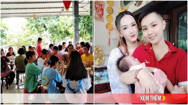 """1 tháng sau sinh: """"Ông bố Việt đầu tiên mang bầu"""" khoe vợ con xinh giòn, còn mình thì nhợt nhạt trông thấy"""