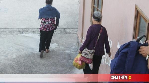 Nghẹn đắng cảnh mẹ già hơn 90 tuổi nặng nề đến tòa tiễn con trai vào tù