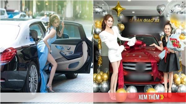 Ngỡ ngàng với độ chịu chi của Ngọc Trinh: mua cả xe hơi tặng nhân viên