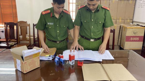 Thanh Hóa: Bắt 4 nghi phạm làm giả giấy khám sức khỏe, bệnh án