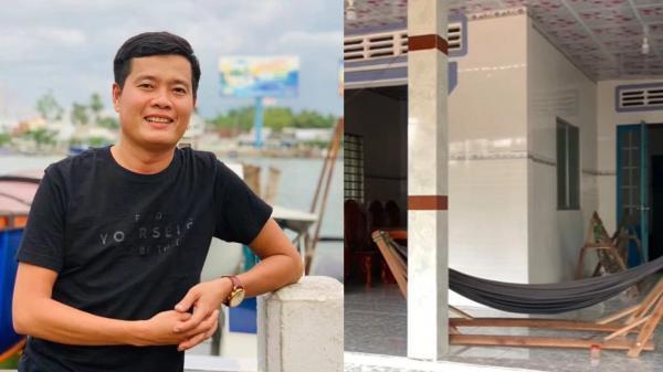 """Vì sao """"ông trùm gameshow Việt"""" thu nhập 1 tỷ/tháng vẫn để bố mẹ ở nhà lụp xụp?"""