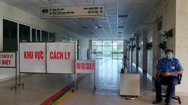 Thêm 21 ca mắc mới COVID-19, có 20 ca liên quan đến Đà Nẵng, Việt Nam có 810 bệnh nhân