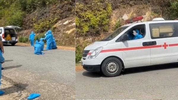 BV Trung ương Huế lên tiếng về tin đồn 2 nhân viên y tế bị kỷ luật vì dừng xe chở thi thể nạn nhân Covid-19 để người nhà tiễn biệt lần cuối