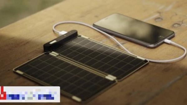 Sạc pin mặt trời cho điện thoại di động