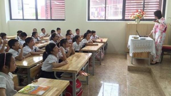 Xác minh thông tin phụ huynh gửi đơn xin bộ trưởng GD&ĐT cho con học lại lớp 1