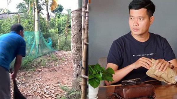 Phó GĐ Điền Quân Khương Dừa thu nhập tiền tỷ nhưng cha mẹ vẫn cứ ở nhà lụp xụp