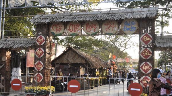 'Chợ quê ngày tết' ở Bạc Liêu
