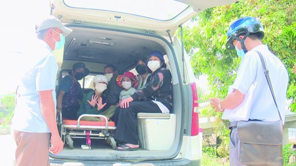 Lai Vung cách ly 9 người từ Hàn Quốc trở về