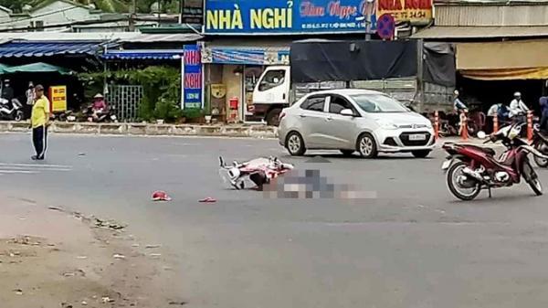 Ô tô gây tai nạn rồi bỏ chạy thuộc công ty quảng cáo tại TP. Hồ Chí Minh