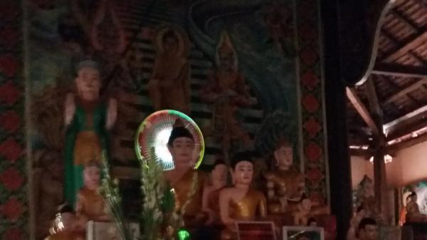 Ly kỳ chuyện Phật báo hiệu để người dân nghênh đón ở Vĩnh Long