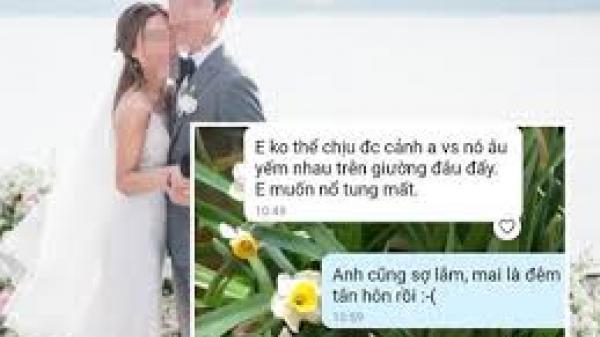 """Trước ngày cưới, cô dâu quyết định hủy hôn, đốt ảnh cưới 100 triệu vì phát hiện tin nhắn """"lạ"""""""