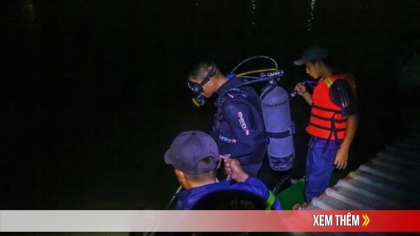 Vĩnh Long: Bé trai 3 tuổi rơi từ sà lan xuống sông mất tích