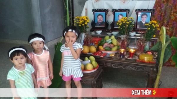 Nỗi đau quặn lòng và mong ước của người mẹ nghèo có 3 con trai tử vong dưới hầm biogas