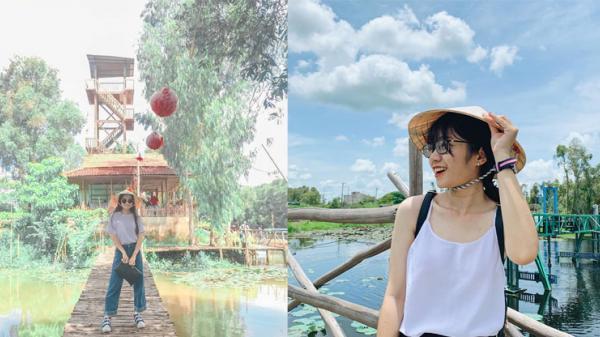 4 khu du lịch sinh thái miền Tây cho dịp nghỉ cuối tuần