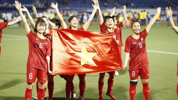 Nữ doanh nhân tuyên bố thưởng nóng cho đội tuyển bóng đá nữ sau khi giành Huy chương vàng