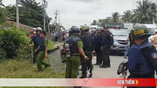 """Tiền Giang: """"Hỗn chiến"""", 12 học viên cai nghiện bị thương, 17 người bỏ trốn"""