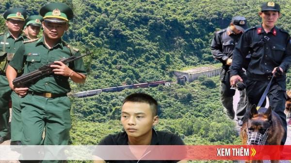 Không có dấu vết của kẻ giết người, trốn trại giam Triệu Quân Sự ở rừng Hải Vân