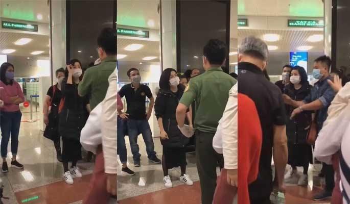 Gửi những người Việt 'thượng đẳng' từ ngoại quốc hạch sách ở sân bay