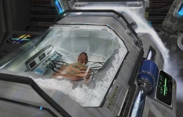 Kỹ thuật đông lạnh người chết chờ hồi sinh đến nay vẫn còn gây nhiều tranh cãi về tính khả thi và cả mặt đạo đức. (Ảnh minh họa)