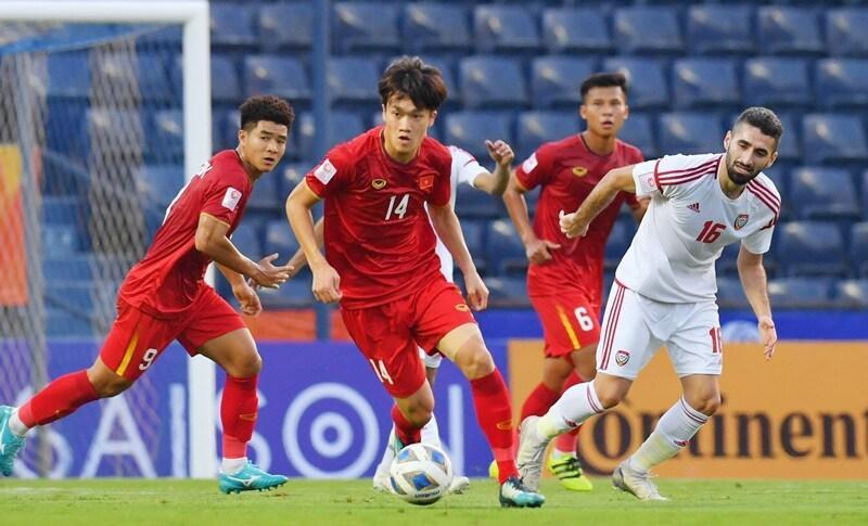Việt Nam cần chiến thắng trước U23 Jordan để có thể đảm bảo vị trí. (Ảnh minh họa: Báo Giao Thông)