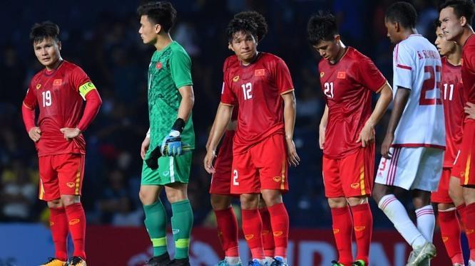 Việt Nam cần cố gắng nhiều hơn trong trận với U23 Jordan tối nay. (Ảnh minh họa: Thể Thao 247)