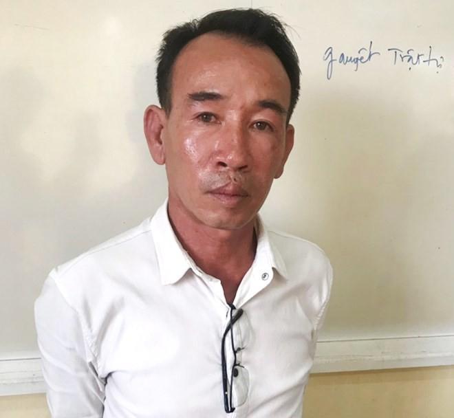 Nghi phạm Nguyễn Văn Phước đang bị Công an TP Đà Lạt tạm giữ tiếp tục điều tra.