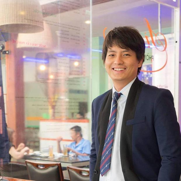 Anh Hoàng Tuấn Anh, sinh năm 1985, Giám đốc Công ty Vũ Trụ Xanh - phân phối khóa điện tử PHGLock của Úc và là