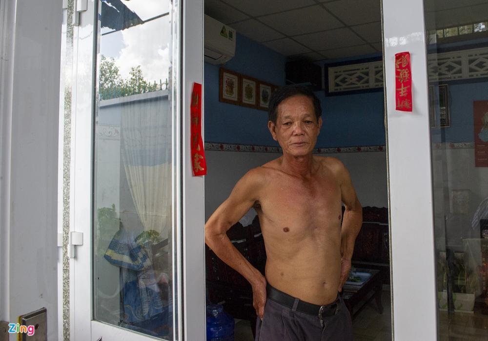 Ông Khánh mong muốn ngành chức năng quan tâm kiểm soát, duy trì an ninh trật tự tại xóm.